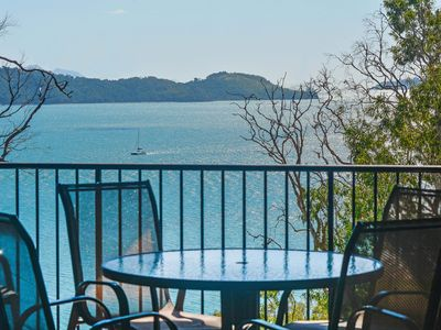 Photo for 3 The Panorama Hamilton Island 2 Bedroom 2 Bathroom Ocean View Modern Apartment