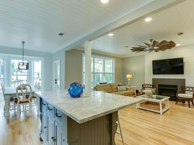Photo for NEW PROPERTY! Vacation in the newly renovated home in 30A!