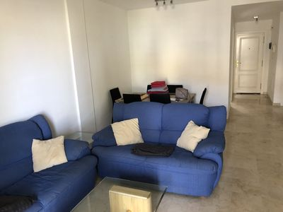 Photo for Apartment very clean residential near beach two rooms