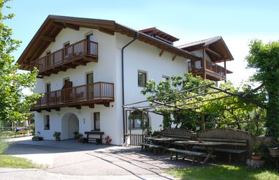 Photo for Child-friendly accommodation with a swimming pool in a family environment.