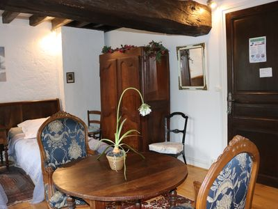 Photo for Les Bleuets Double Room - Le Moulin du Bas-Pezé