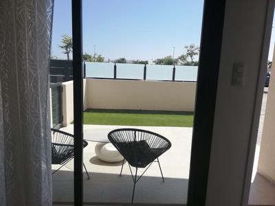 Photo for New apartment, seaside, 4 people
