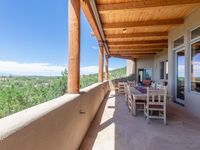 High-end home with beautiful views