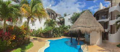 Photo for Wonderful Condo In Playacar phase 2 with Free Reef Resort Access