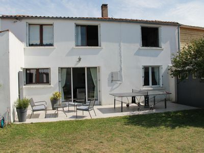 Photo for Village house in Château d'Oleron /