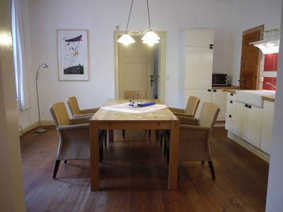 Photo for Old House - Apartment on the ground floor 25 - apartments and rooms in the old carpentry