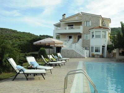 Photo for Spacious And Luxurious Villa Close Proximity To The Beach