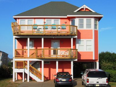 Photo for Coralina 12 - Ocean View w/ Private Pool Near Nags Head Pier
