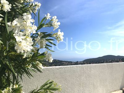 Photo for renovated villa sea view heated pool for 6