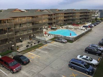 Photo for Beach Front Condo @ Outer Banks Beach Club, 3 Pools, closest to beach, & shops