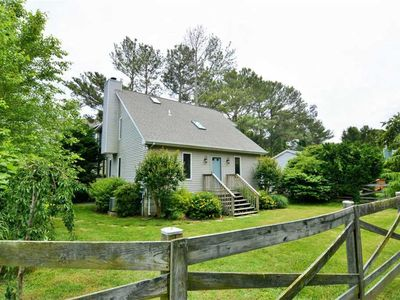 LOCATED ON A SECLUDED STREET FOR PEACE AND QUIET YET WALKABLE TO REHOBOTH BEACH!