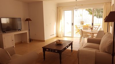 Photo for Magnificant sunny 2 bedroom townhouse with private terrace