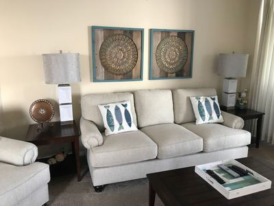 Photo for 3/2 - new LR furniture, new granite, new mattresses -book now for 2018 rates
