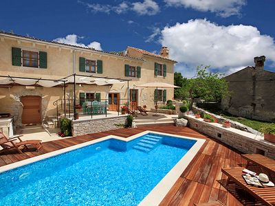 Photo for Rustical Villa with private pool and private parking