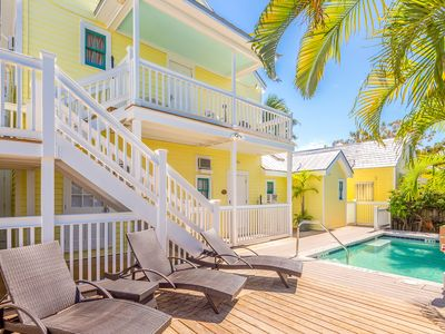 Photo for Dog-friendly studio condo w/ free WiFi, in the heart of Old Town Key West