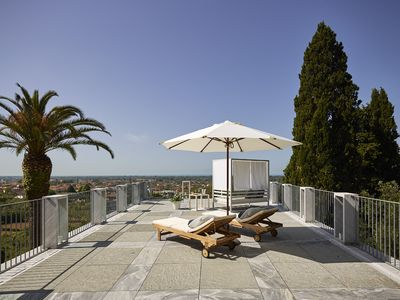 Photo for Relais Montepepe Winery & Spa- T-Terrace Suite