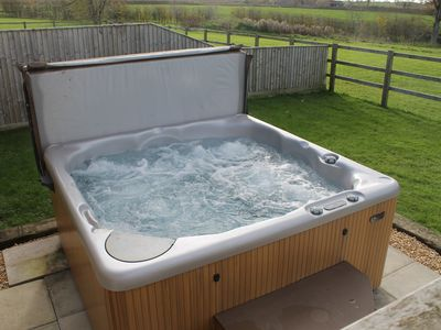 Photo for Parbrook Barn Nr Glastonbury With Hot Tub