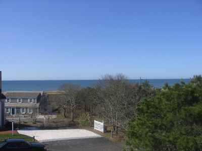 Photo for Water View, Steps to Beach, Pets welcome . A/C