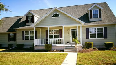 Photo for 5B-3+BA - Multi-Family - walk to Pool- close to Beach & Activities