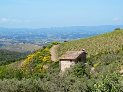 Photo for Vacation home Podere Cellole (CTC154) in Castellina in Chianti - 4 persons, 2 bedrooms