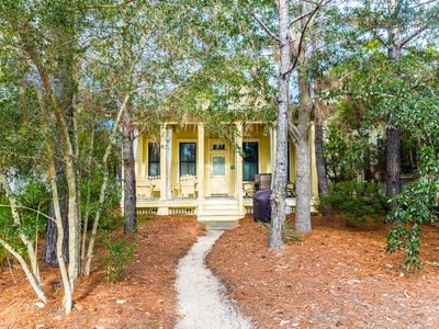 Photo for Cottage District home close to Beach, Watercolor beach club & Seaside!