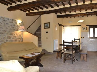 Photo for Vacation home Toppicchio in Cortona - 12 persons, 5 bedrooms