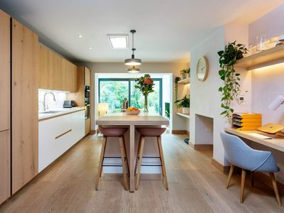 Photo for Exquisite 3BR with garden in Highgate, 20 min from Camden Town, by Veeve