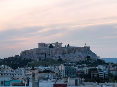 Photo for Acropolis View Rooftop Apartment Athens