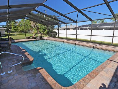 Photo for Beautifully Updated Single Family Home with Pool! Villa Pelican