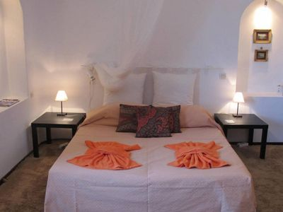 Photo for Monolithos Villa Santorini for 10 guests (or less)