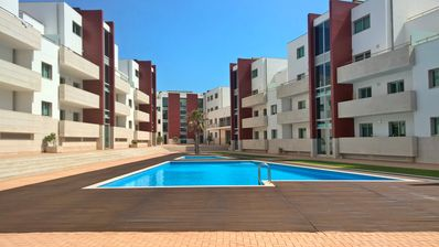 Photo for Beach of Costa Nova Marina Apartment