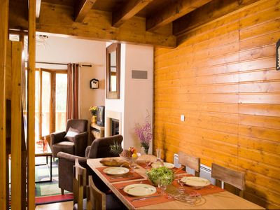 Photo for Chalets de la Diva - 4-Room Chalet - 6/10 People Duplex + Mezzanine