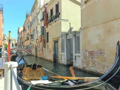 Photo for Condo with two balconies and a wonderful, walkable Cannaregio location!