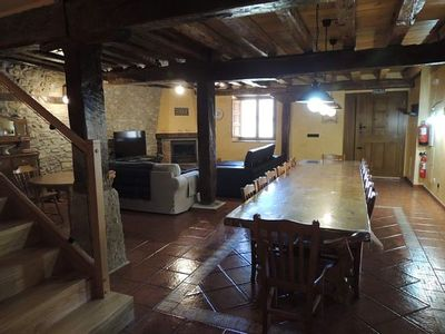 Photo for Self catering Lecea y Alianzas for 13 people