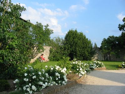 Photo for La Voûte, charming family suite near Chambord, Blois and Cheverny