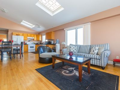 Photo for Stylish 3 Bedroom, 2.5 Bath Apartment 20 Minutes Approx By Bus From Times Square