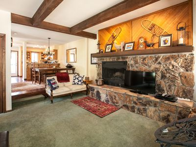 Photo for Lake Tahoe Townhome located next to the Mountain Golf Course