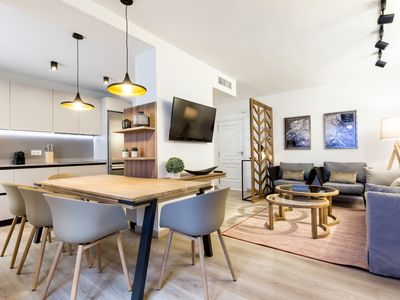 Photo for Steps away from the Maestranza bull ring is this 85 m2 two-bedroom apartment