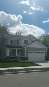 Photo for Beautiful Home 17 miles from Snowbasin Resort! 9 mi. to Layton 11 mi. to Ogden