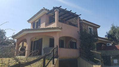 Photo for Villa Isabel 2 with Wi-fi, air conditioning, terrace and garden;