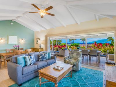 Photo for Alaeloa- Your Private Maui Home- Ocean view 2BR/2BA Beautifully Remodeled