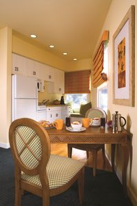 Prepare meals in the comfort of your very own kitchenette.