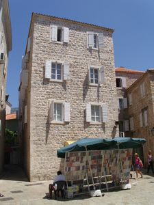 Photo for White Apartment In The Heart Of The Old Town Budva