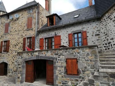 Photo for Superb Gites in Peyrusse Cantal with an old stone Cantou