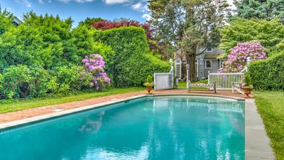 Photo for New Listing: Large, Upgraded Home, Close to Town, Pool, Gardens