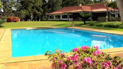 Photo for 5BR Chácara/sítio: Popular In Brazil Vacation Rental in Itu, São Paulo