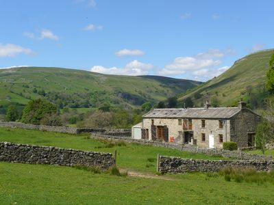 Photo for Isolated Rural House, beautiful setting and views, near Muker in Swaledale
