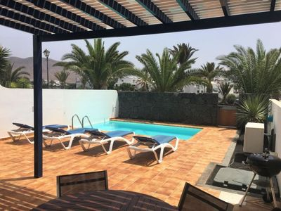 Photo for Vacation home Villa Ensueño  in Playa Blanca, Lanzarote - 6 persons, 3 bedrooms