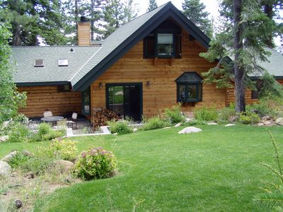 Photo for Lake Tahoe Home with Lake Views in Dollar Point