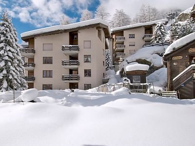 Photo for Apartment Bodmen A in Zermatt - 6 persons, 3 bedrooms